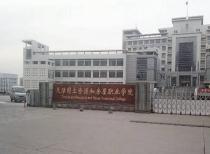 天津信一承建天津资源和房屋某学院图书室书架项目