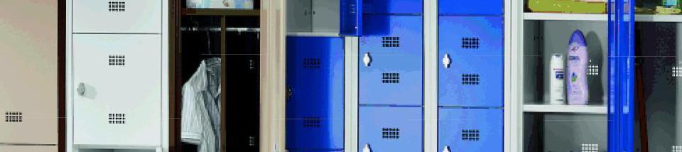 钢制更衣柜、鞋柜系列